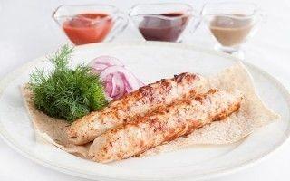 Сироп Люля-кебаб из цыпленка