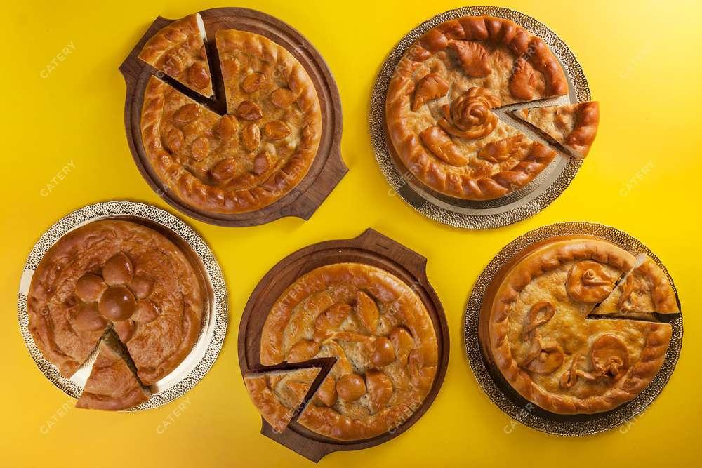 Villaggio fest Ассорти пирогов