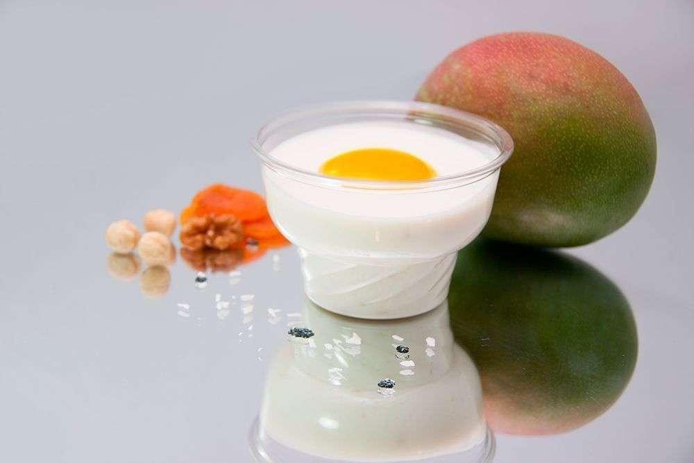 Cote Catering Йогурт «А ля глазунья»