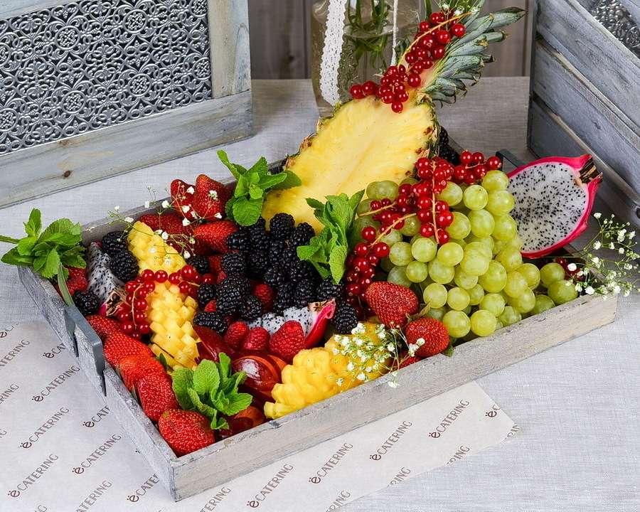 ёКейтеринг Большое фруктовое плато