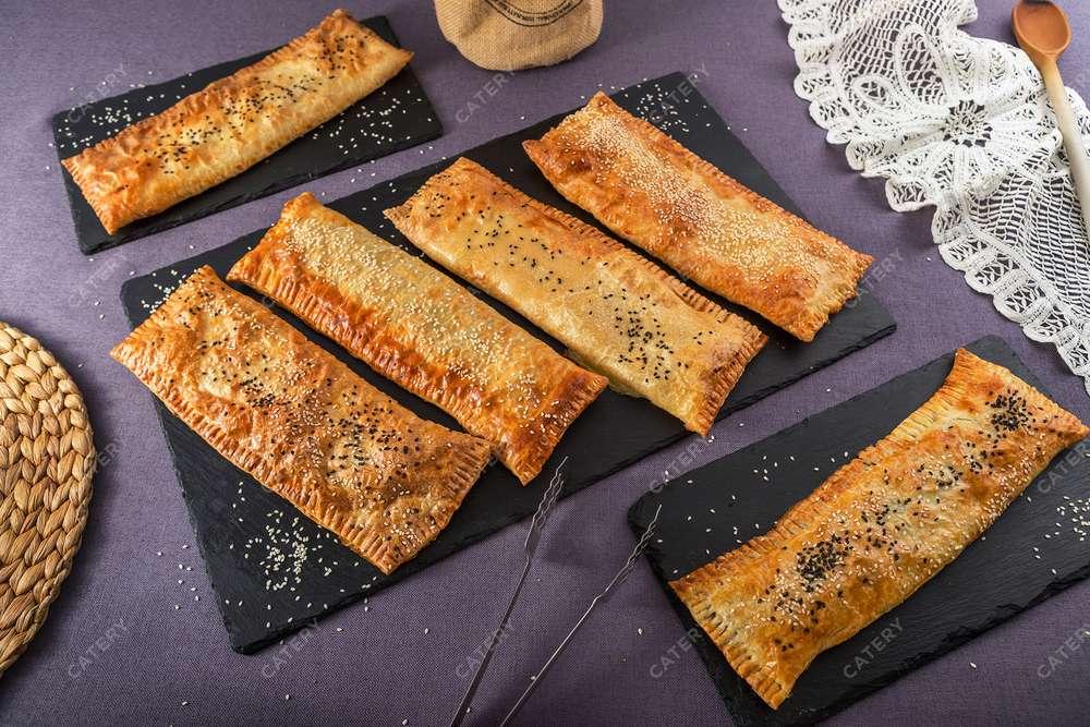 Азбука Вкуса Экспресс-кейтеринг Сет из пирогов «Стандарт»