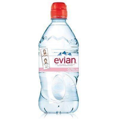 Ministerstvo Catering Company Минеральная вода «Evian»