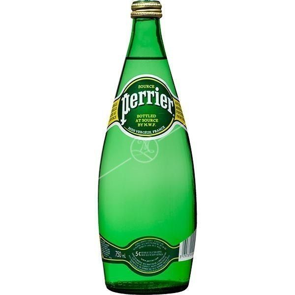 Ministerstvo Catering Company Минеральная вода «Perrier»