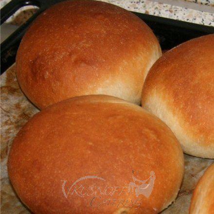 Vkusnoff Catering Бомбочка-пирожок с ветчиной и сыром