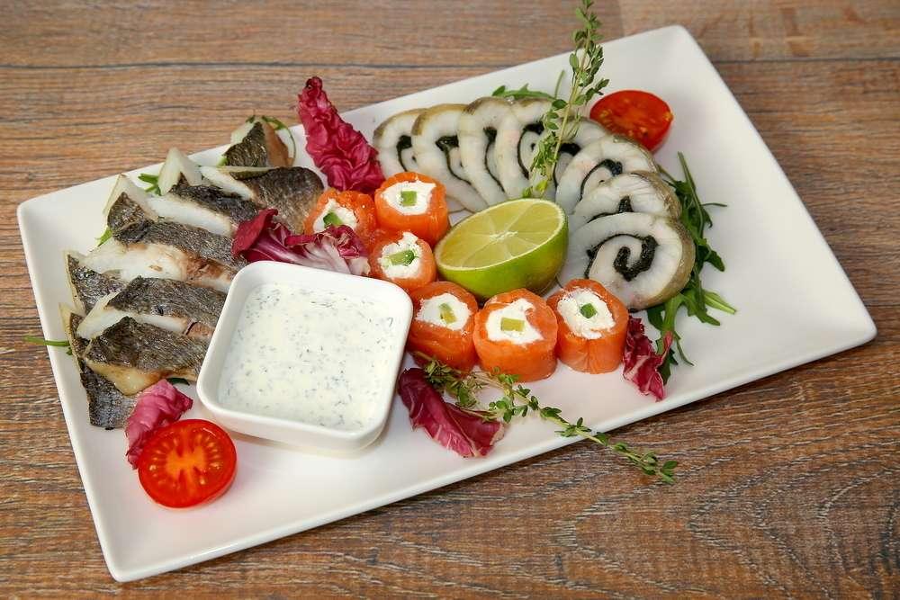 Лаборатория Вкуса Рыбное ассорти