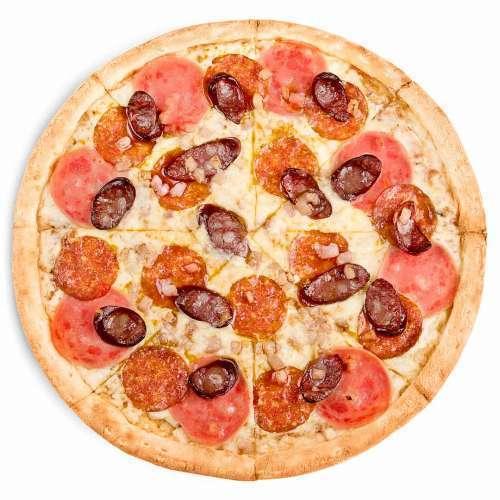 Слайс Пицца Охотничья