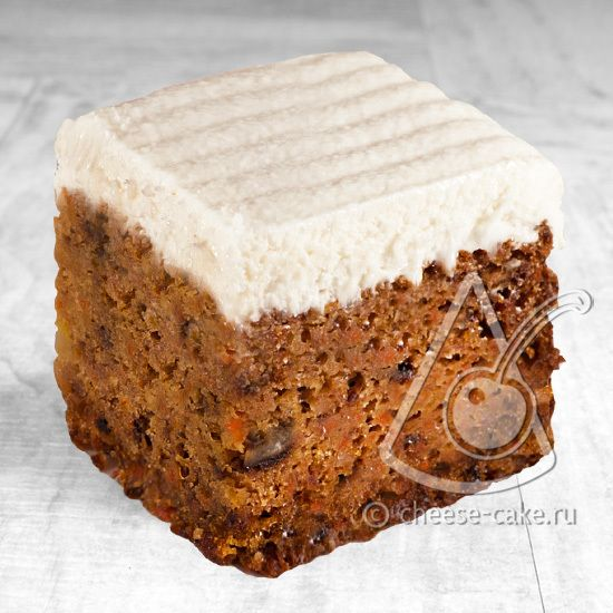 Cheese cake Пирожное «Морковное» мини