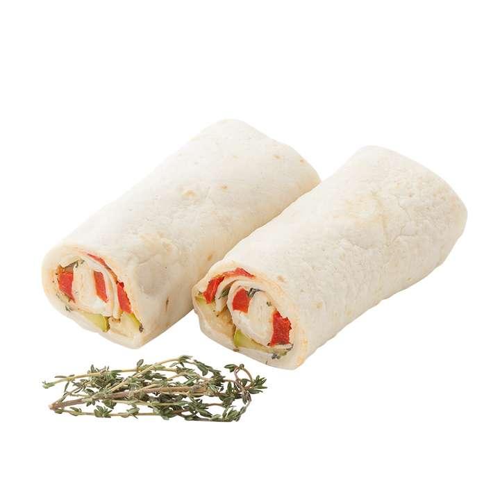 Арт Нуво Кейтеринг Ролл овощной с сыром