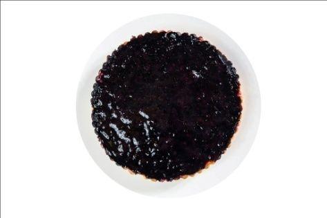 Арт Нуво Кейтеринг Черничный песочный пирог