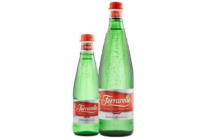 il Forno Минеральная вода Ferarelli газированная