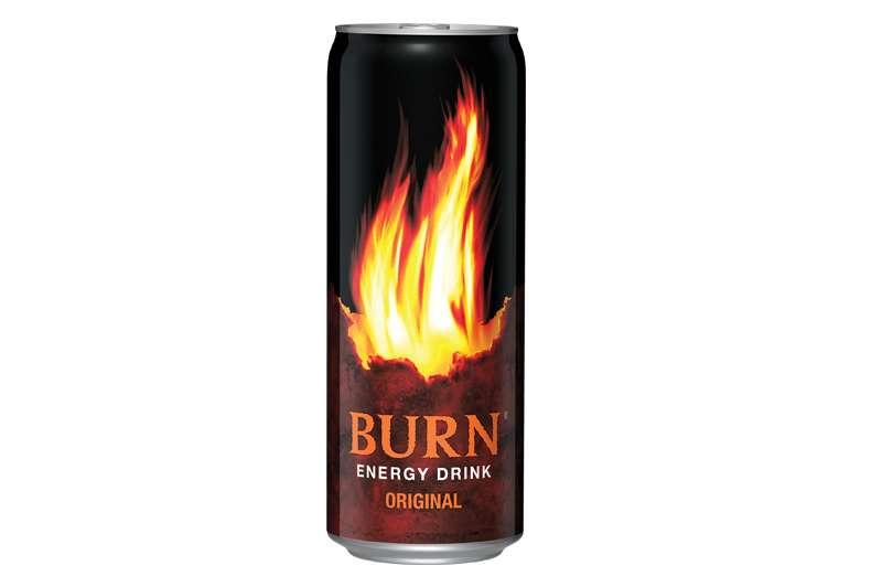 il Forno Energy drink BURN