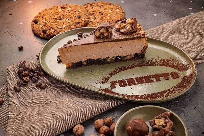 Fornetto Кофейное суфле c фундуком и черносливом