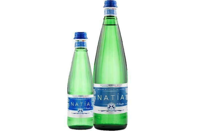 Лимончино Минеральная вода Natia