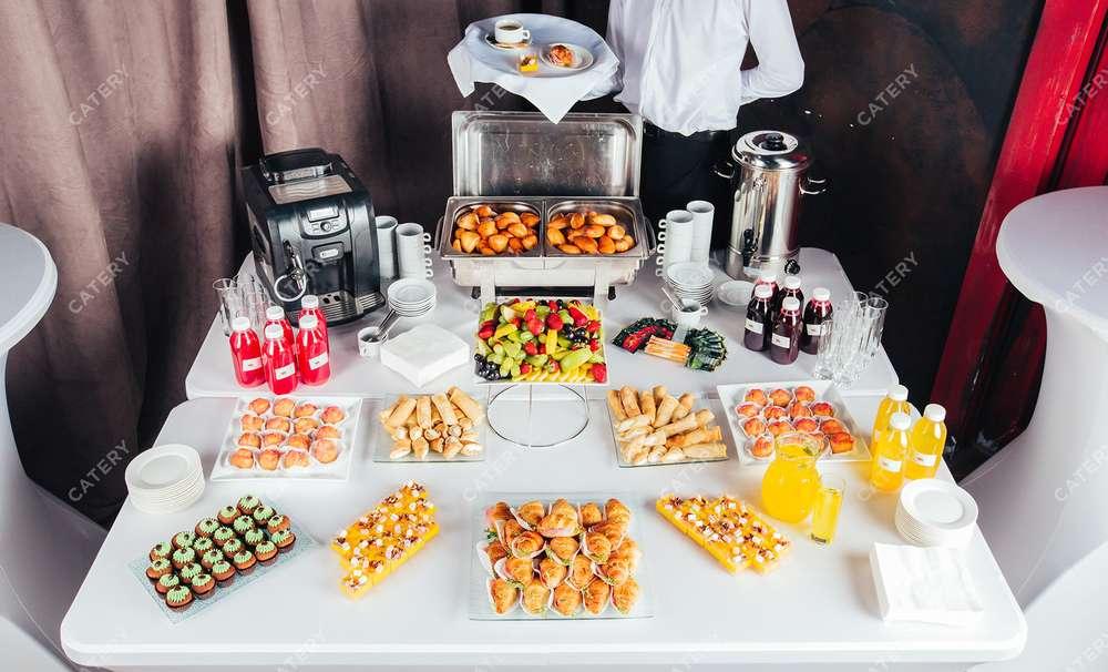 Tasty Catering Завтрак «Утренняя встреча»