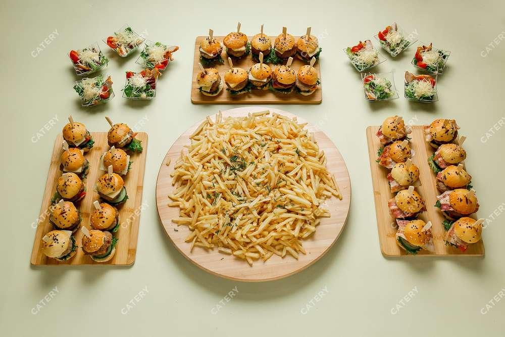 Sandwico Бургер-сет «Классик»