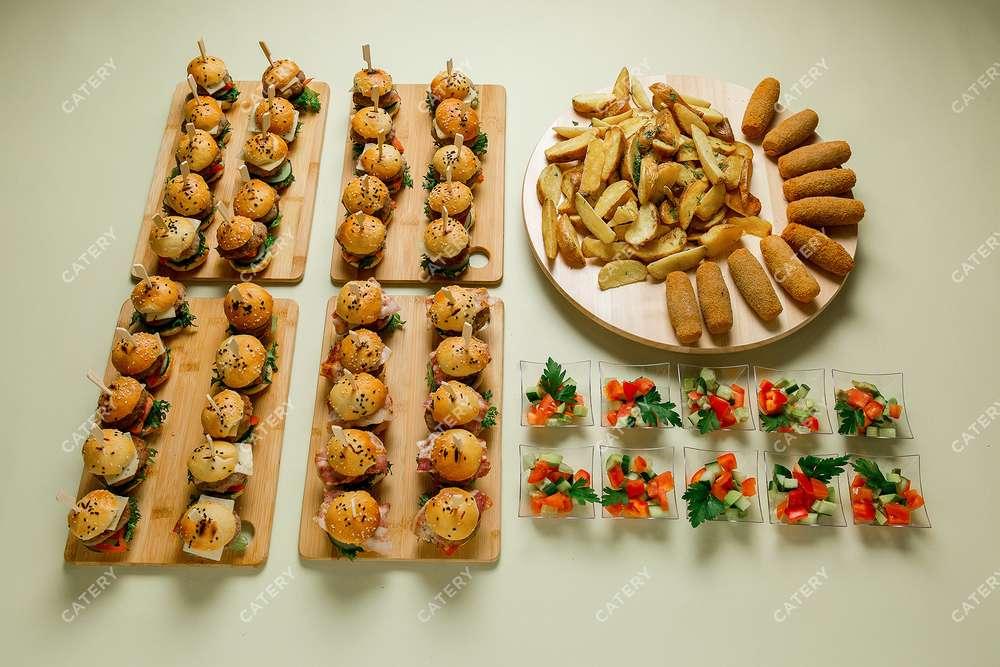Sandwico Бургер-сет «Макси»