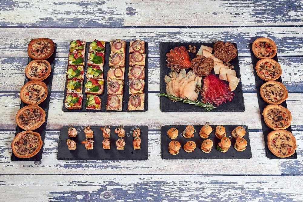Level Catering Сет «Рыбное место»