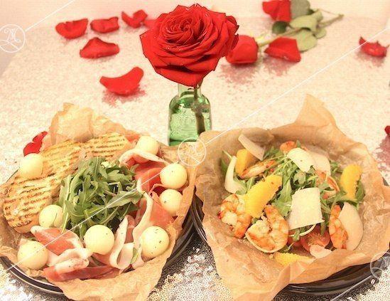 Ministerstvo Catering Company Легкий ужин «Романтик»
