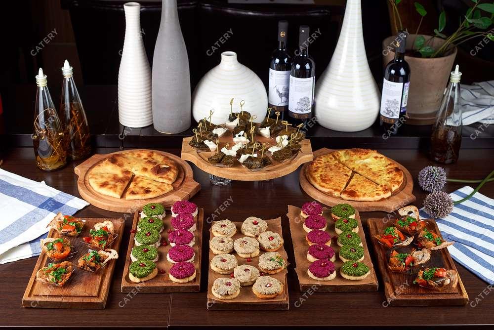 Semplice Catering Фуршетный сет «Тбилиси»