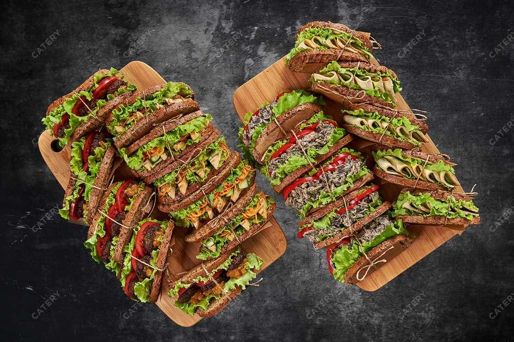 Fresh Сет «Ассорти сэндвичей»