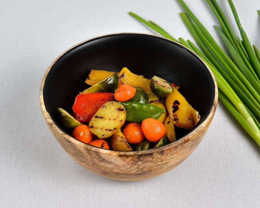 ёКейтеринг Печеные овощи