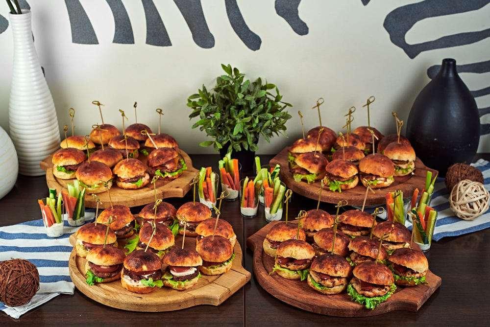 Semplice Catering Сет «Burger-party»