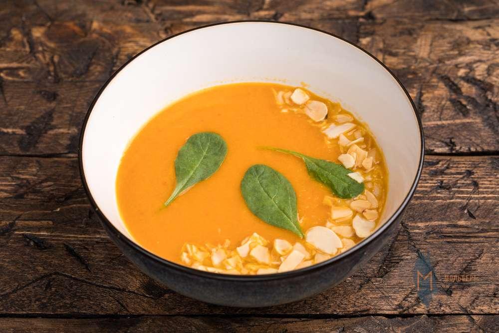 Мольберт Овощной крем-суп