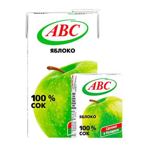 Арт Нуво Кейтеринг Сок ABC