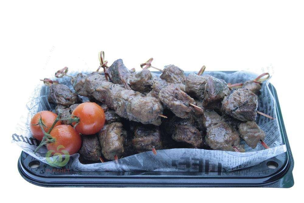 Assorty Furshet Шашлык мини из телятины в специях на шпажке