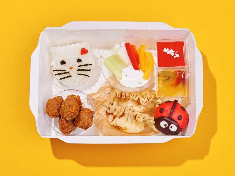 Parus Catering Bento 3