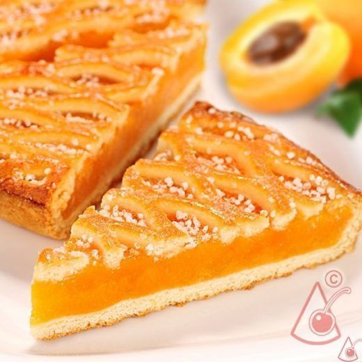 Cheese cake Пирог Абрикосовый