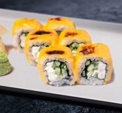 Sticks Sushi Bar Ролл с сыром