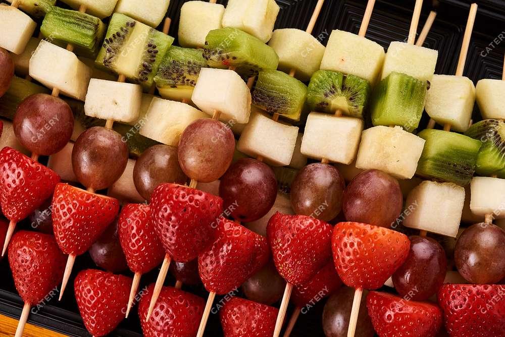фруктовые канапе на шпажках рецепты с фотографиями собраны лучшие поздравления