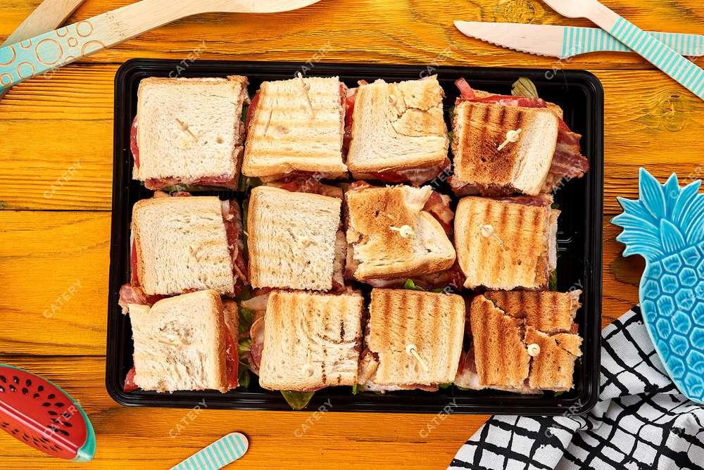 Foodnet Платтер с сэндвичами