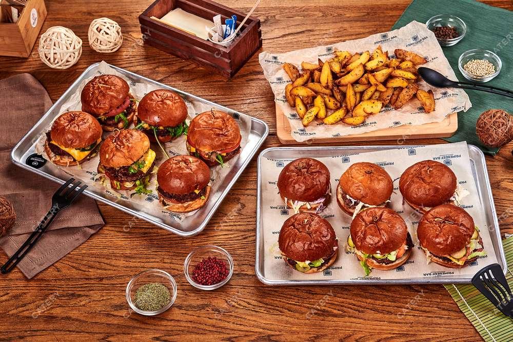 Primebeef Bar Бургер-сет «Классик»