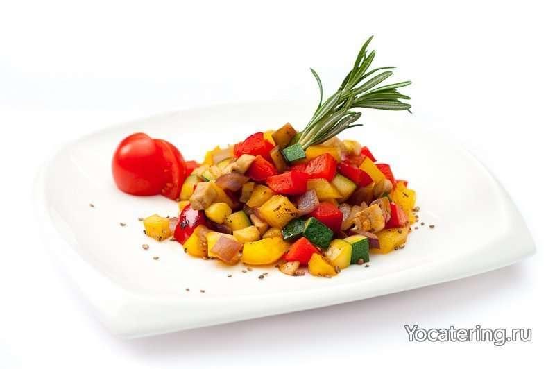 ёКейтеринг Овощи «Рататуй»