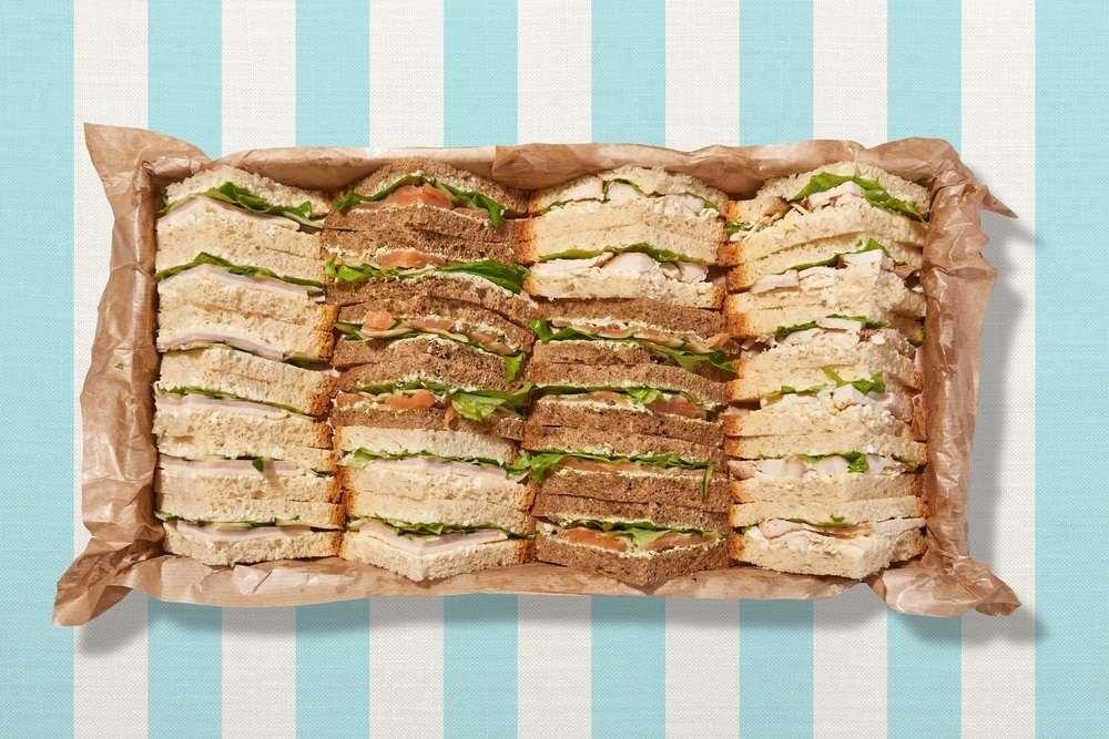 Parus Catering Сэндвич-бокс