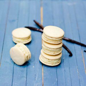 Teabakery Macarons ванильные