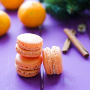 Teabakery Macarons пряный апельсин