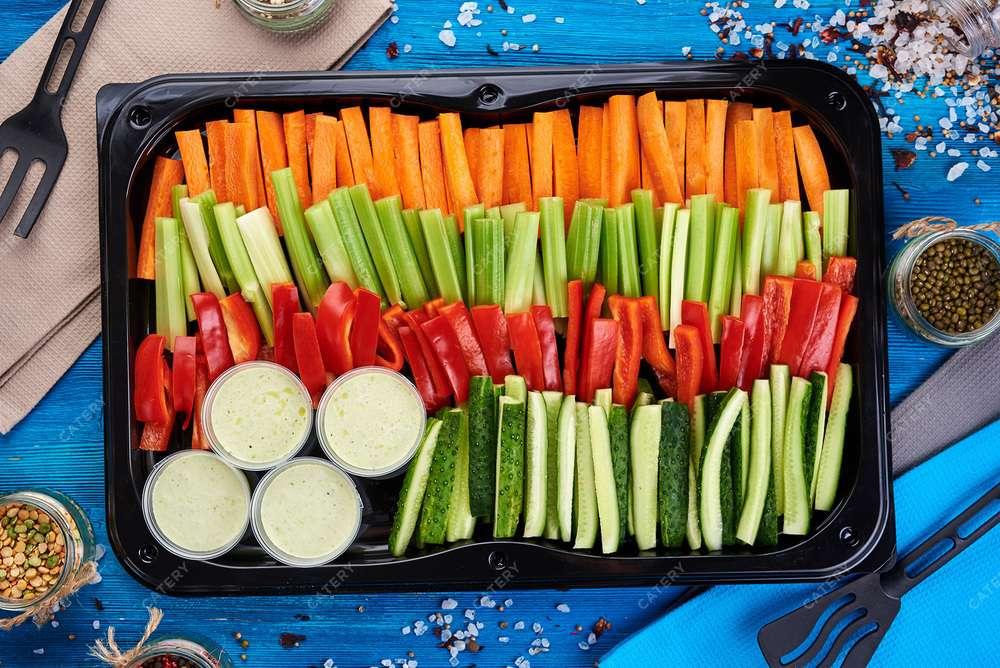 Enjoy Catering Овощные палочки...