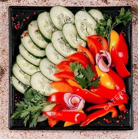 Сковородка Свежие овощи