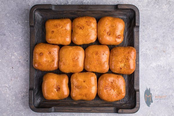 Мольберт Мини-пирожки с картош...