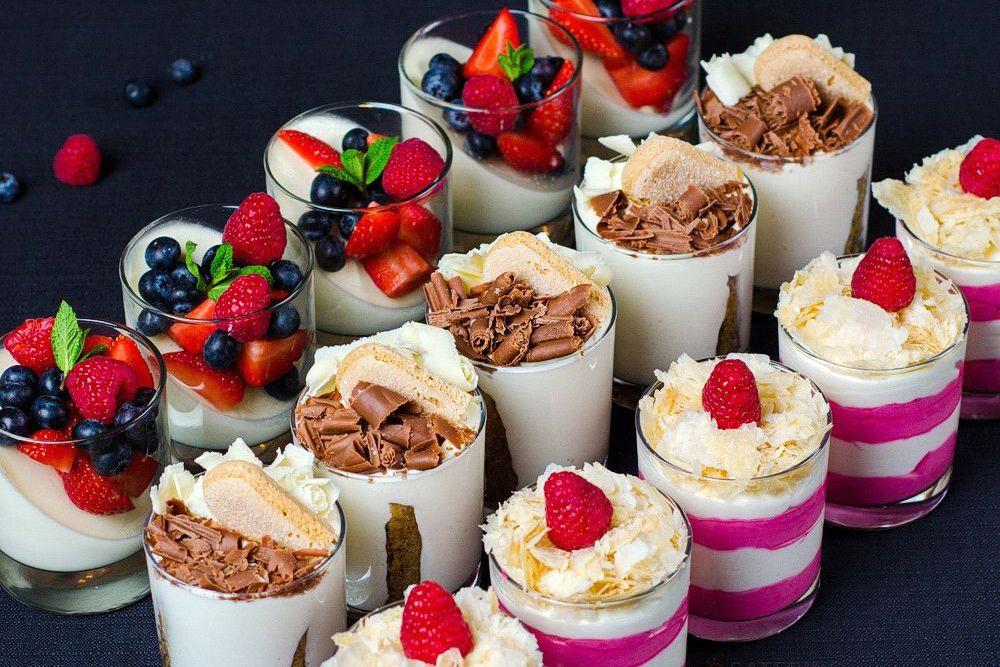 Новый сладкий тренд: Dessert Flights