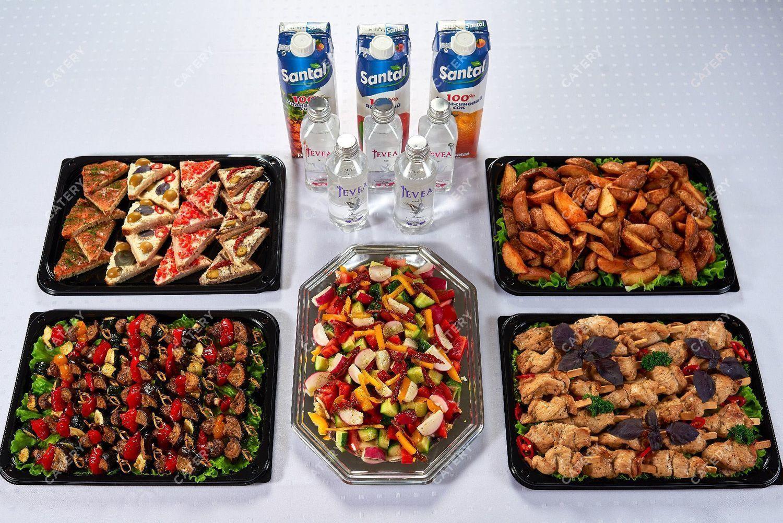 BBQ-сет от Cote Catering